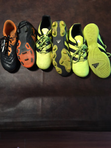 Soccer Cleats and Indoor Soccer Sneakers