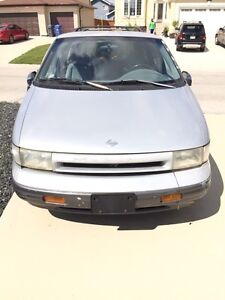 1994 Nissan Quest GXE - NEED GONE!!!! For sale or trade