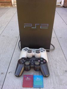 Playstation 2 PS2 For Sale (Cleaned & Tested & Working)