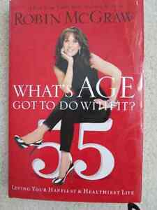 """What's Age Got To Do With It"" by Robin McGraw *NEW*"