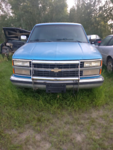 1991 Chevrolet 2500 extended cab long box