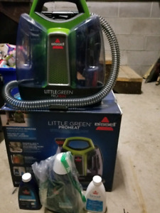 Bissell shampooer/deep cleaner