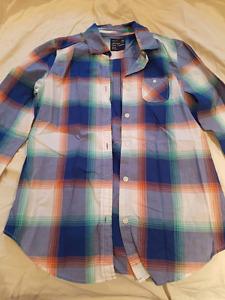 Plad shirt for woman / chemise pour femme