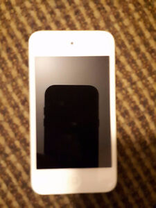 iPod Touch w/ charging cable