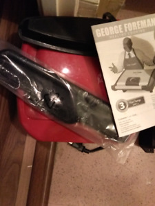 Foreman Electric grill