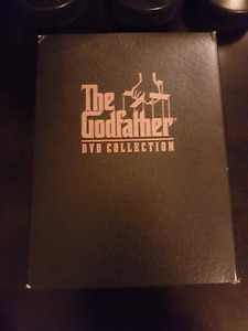 The Godfather DVD Collection For Sale!