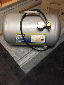 réservoir d'air portatif 7 gallons