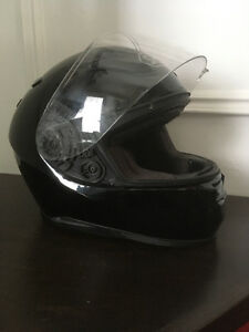 Casque de moto Shoei RF-1100 médium noir