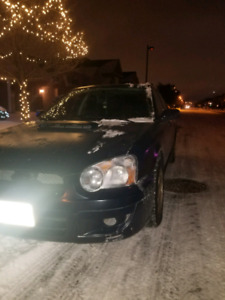 2002 WRX TURBO Swaped Into 02 RS Body Super Fast $4399 or Best O