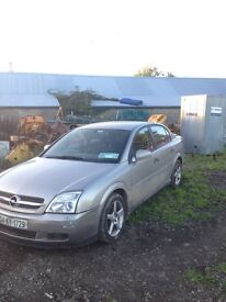 For parts only vectra c 2.0dti 2004