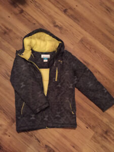 Boys Columbia winter Jacket - size small