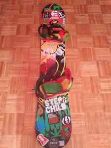 Snowboard package! (JP Walker pro) 300$