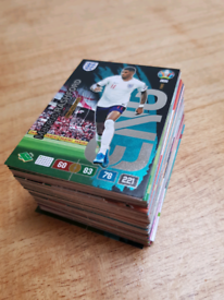 Panini Adrenalyn XL Euro 2020 Stack of 100 Cards