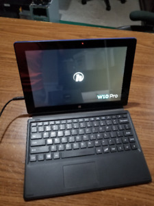 Hipstreet Win 10 tablet with CASE and KB