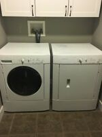 Washer and dryer !