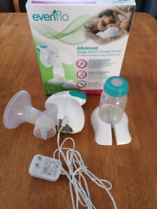Tire-lait électrique simple Evenflo