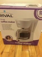 Rival 12 Cup Coffee Maker
