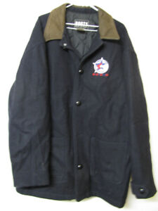 ROOTS TORONTO MAPLE LEAFS ALL STAR FALL/WINTER JACKET VINTAGE