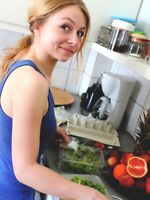 Need Russian speaking cook, once a week, 5-6 hours