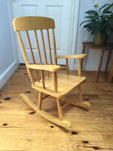 Child/Toddler Rocking Chair
