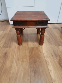 Jali Sheesham Wood Table