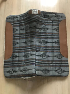 Josey Western Saddle Pad Great Condition
