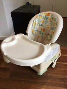 Safety First Recline & Grow Booster Seat - $20 (Marpole)