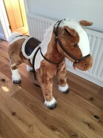 Beautiful ride on toy horse only £20!