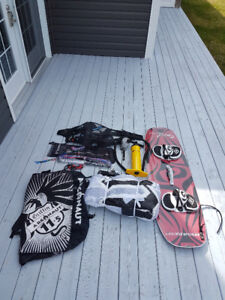 NEVER USED Complete Kit Surfing Kit