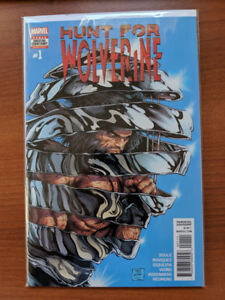 HUNT FOR WOLVERINE #1 + ALL 4 MINI SERIES COMPLETE/FULL SET NM+