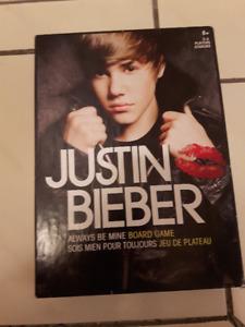 Justin Bieber Board Games