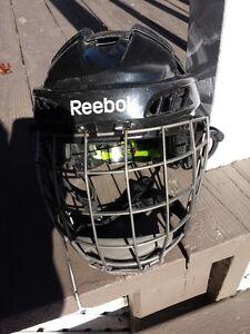 Reebok Hockey Helmet Kitchener / Waterloo Kitchener Area image 1
