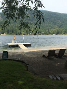 Christina Lake, BC Summer Rental