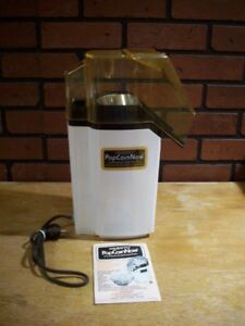 popcorn (appareil pour faire du popcorn) jamais utilisé