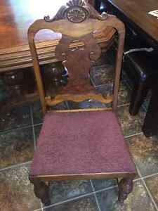 Antique Table & chairs Peterborough Peterborough Area image 4