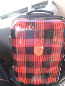 Carry on Suitcase 4 wheels