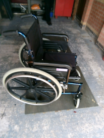 Wheelchair very good condition like new