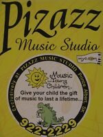 Pizazz Music Studio - Music for Young Children