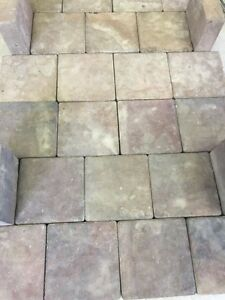 Blowout sale paving stones and retaining wall stone
