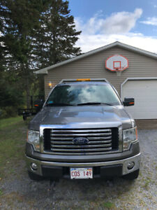 2010 FORD F150 with 7.6 Fisher SNOW PLOW