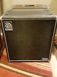Ampeg B2R head and SVT 410HE cab