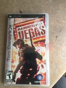 New Rainbow Vegas for psp