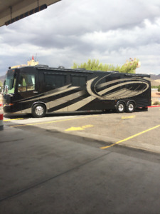 2008 Travel Supreme Select 45ft Diesel 500hp Coach