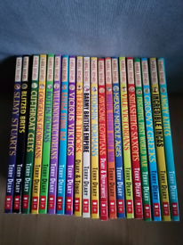 Horrible Histories Collection Books