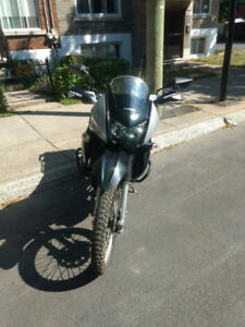 2008 Kawasaki KLR 650, Tons of extras