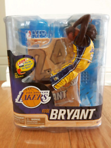 McFarlane NBA Action figure Kobe Bryant.