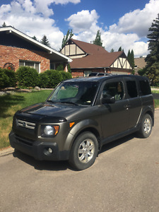 2007 Honda Element EX SUV, Crossover