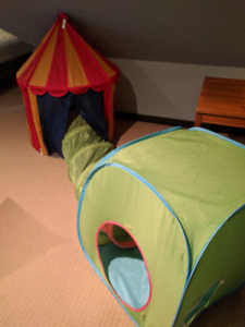 IKEA Tent and Play Structures