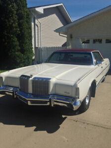 1977 Chrysler New Yorker Brougham. $8750
