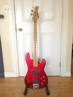 Bass Kramer Striker rouge